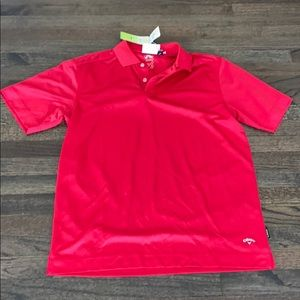 Calloway Golf Polo X Series sz L NEW